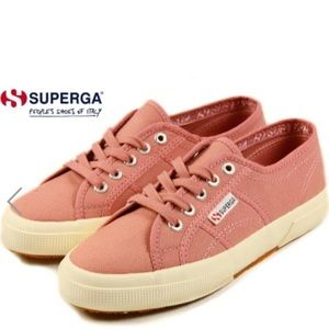 SUPERGA 2750 COTU Classic 6.5 Dusty Rose Sneaker